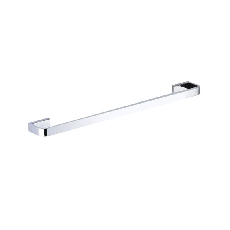 INIS SINGLE TOWEL RAIL 600MM CHROME