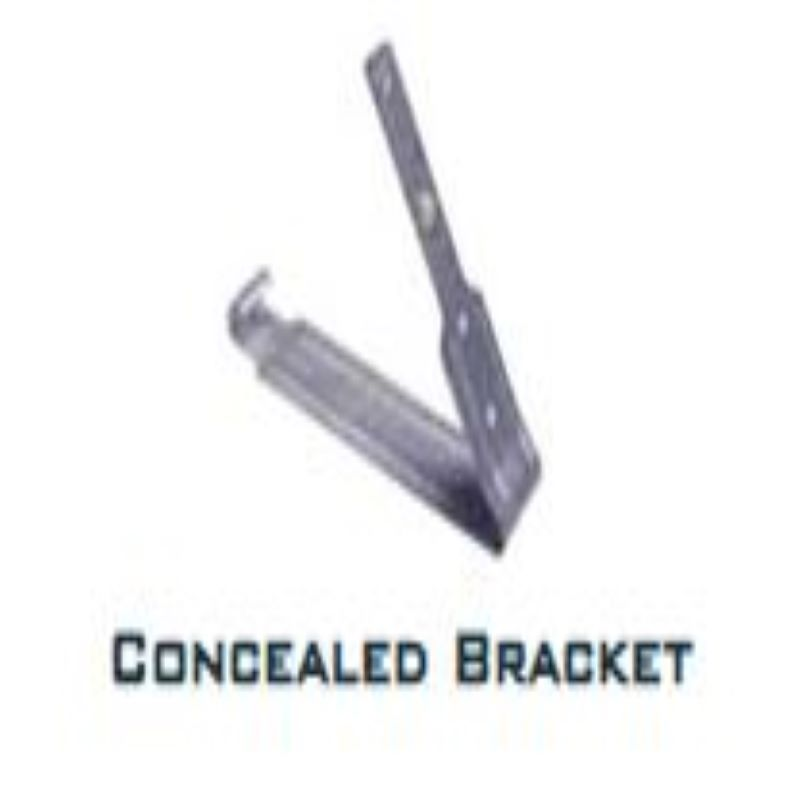 NULINE BEAD & RAFTER BRACKET 2 PIECE EACH NZP410