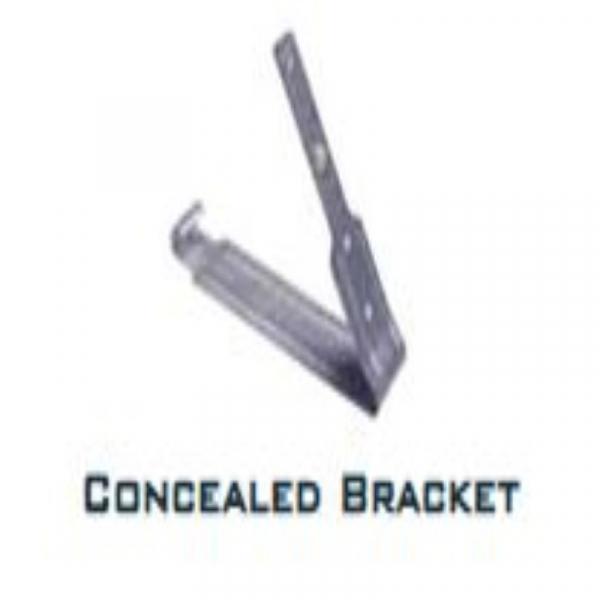 NULINE 1 PCE CONCEALED BRACKET EA NZP415