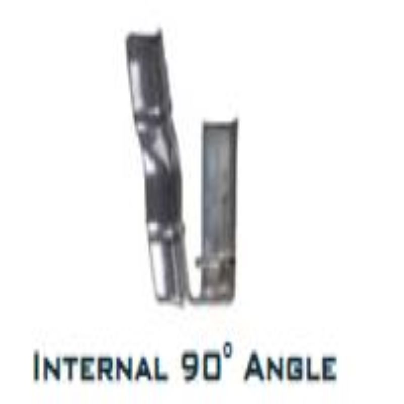 NULINE INTERNAL  ANGLE 90 DEGREE SLATE GREY