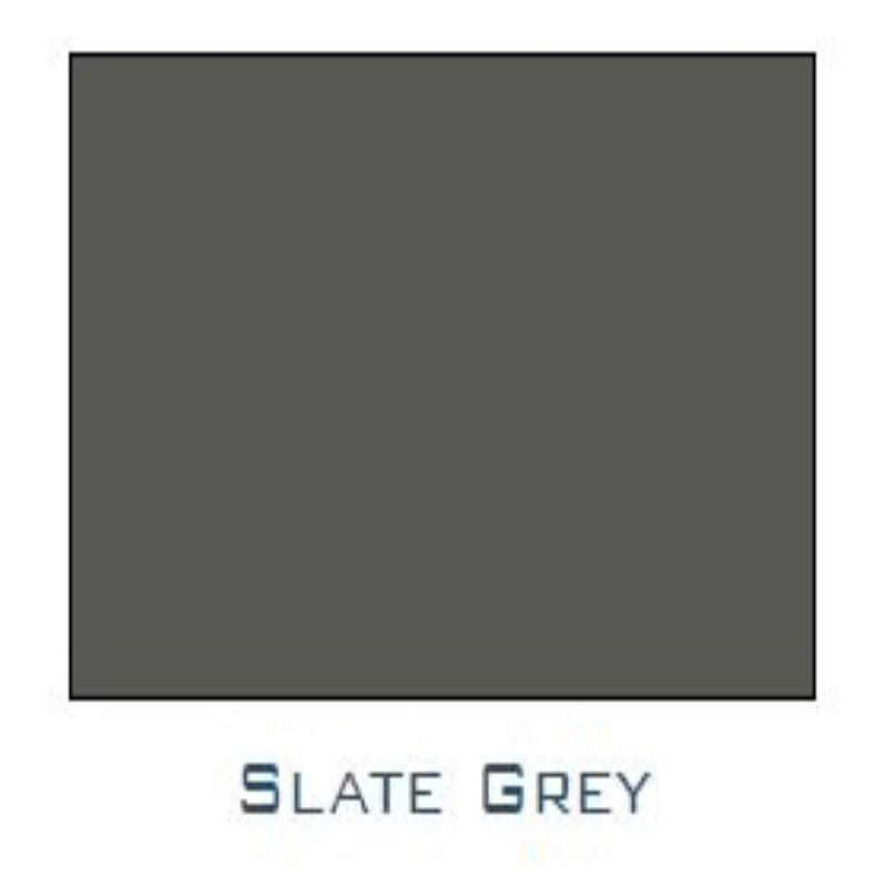 NULINE GUTTER SLATE GREY PER  METRE NSG999