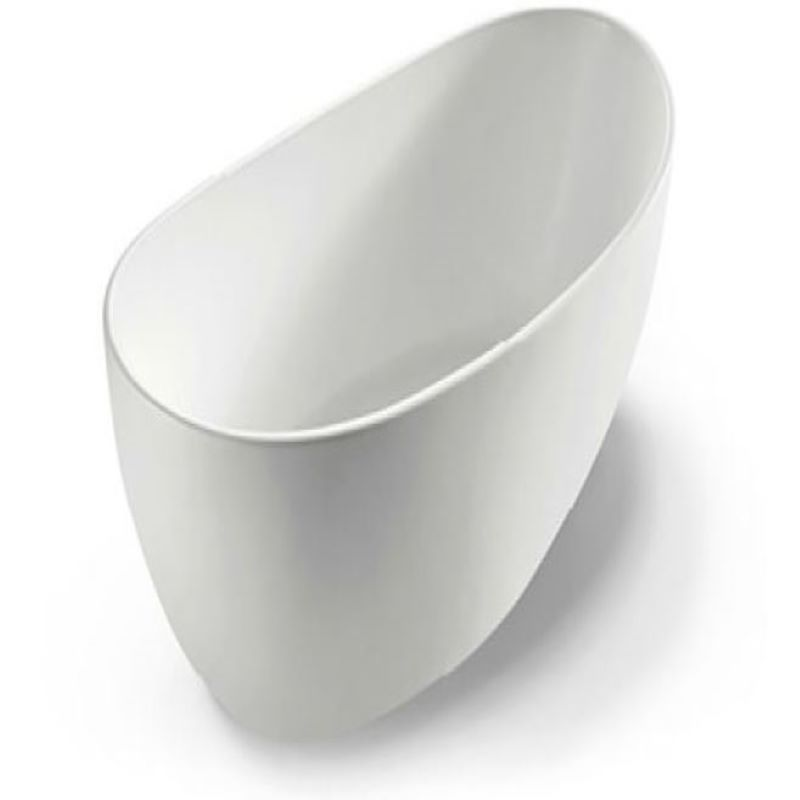 Corfu 1500 Freestanding White Bath