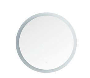 Corfu 600mm Round LED Mirror