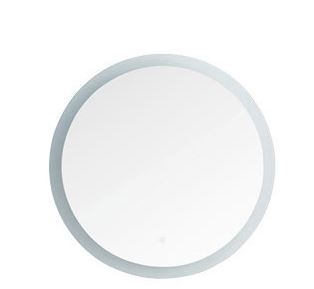 Corfu 700mm Round LED Mirror