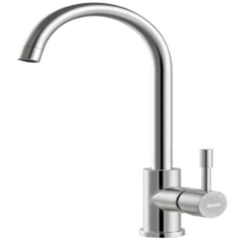 Ewing Kimi Deluxe Gooseneck Sink Mixer