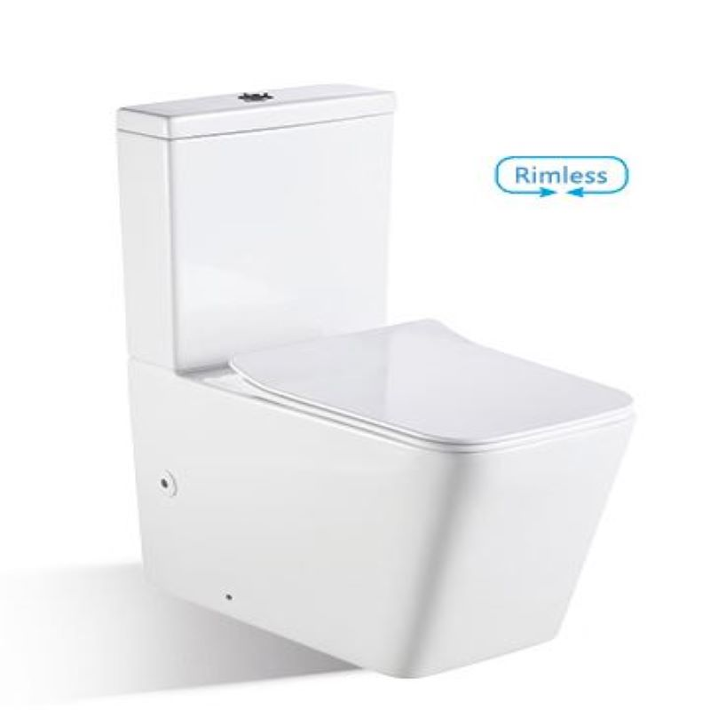 IIon Rimless Toilet Suite