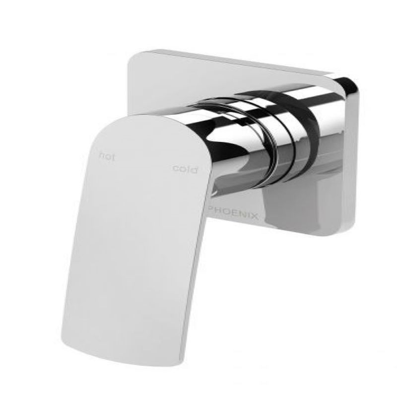 MEKKO SHOWER WALL MIXER CHROME