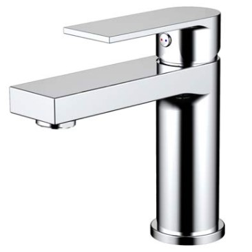 Millennium Kiato Tall Basin Mixer Chrome