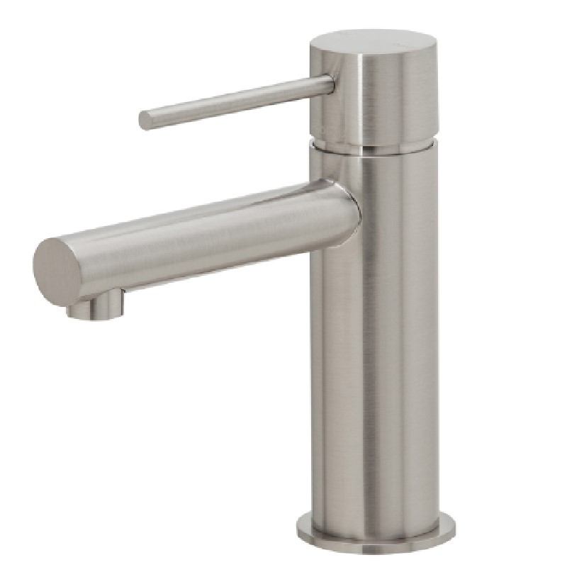 VIVID SLIMLINE BASIN MIXER BRUSHED NICKEL