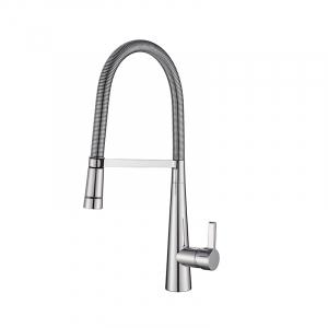 Bekken 003-Led Gooseneck Sink Mixer