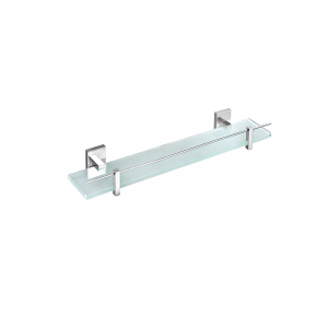 Bekken Daska Glass Shower Shelf Chrome