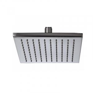 Bekken IIon Brass Rain Shower Head 200mm Chrome